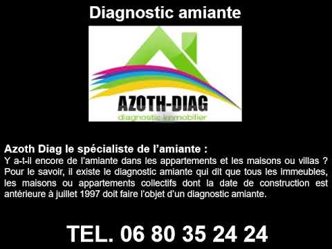diagnostic amiante 06