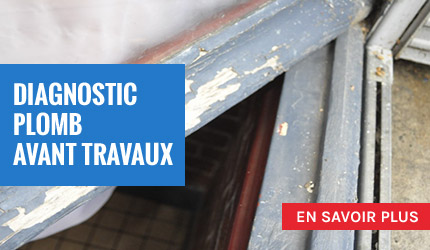 diagnostic amiante et plomb avant travaux