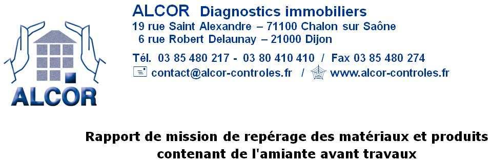 diagnostic amiante france