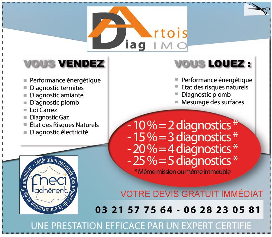 diagnostic amiante lille