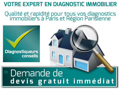 diagnostic amiante paris