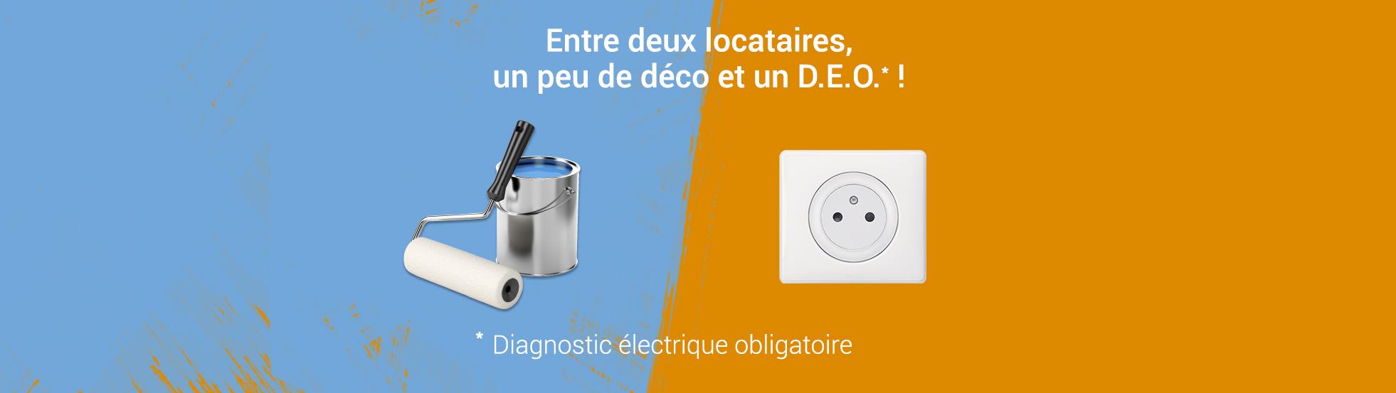 diagnostic electrique bail