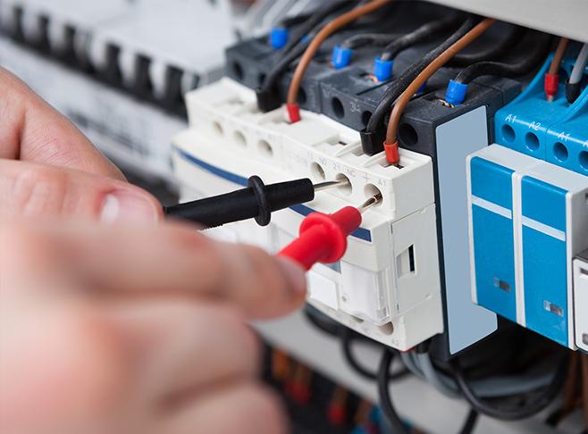 diagnostic electrique commerce