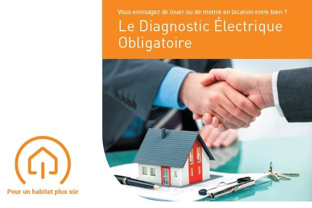 diagnostic electrique fonds de commerce