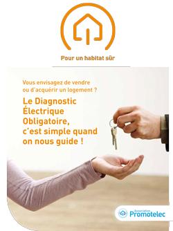 diagnostic electrique obligatoire promotelec