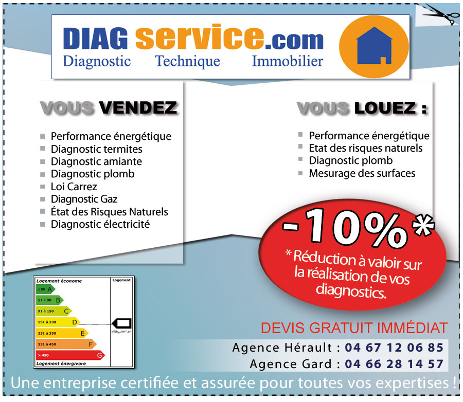 diagnostic immobilier 34