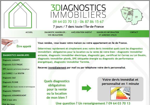 diagnostic immobilier 86