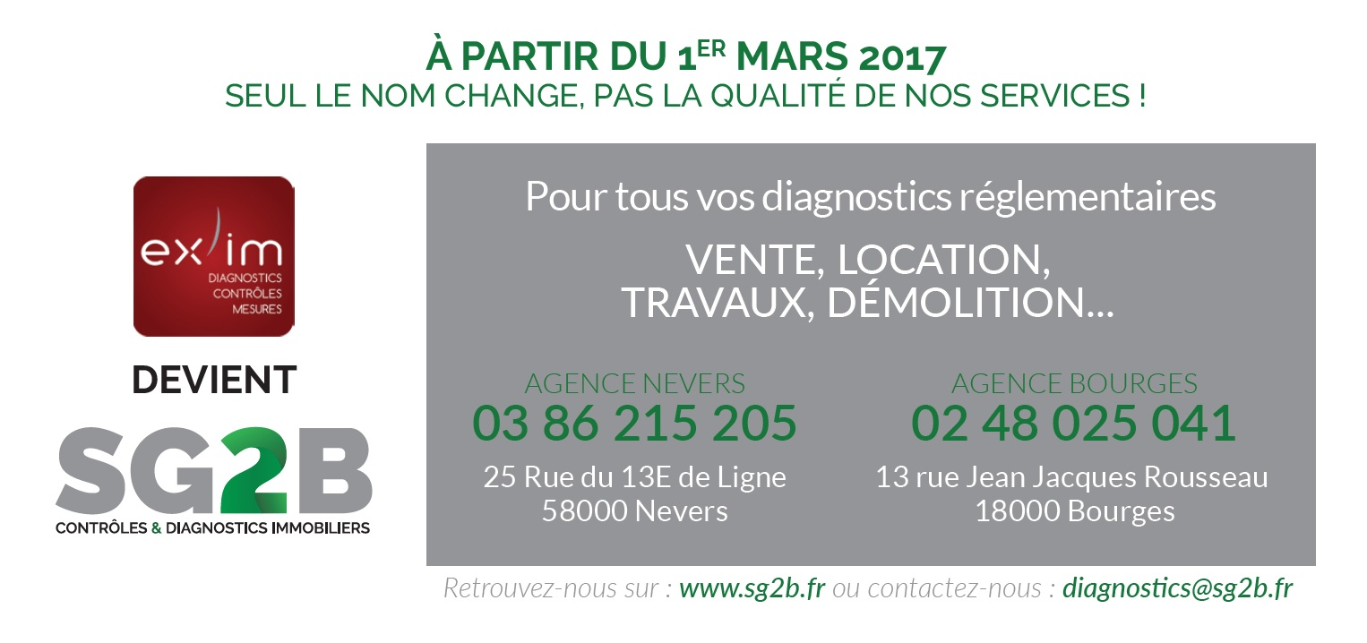 diagnostic immobilier nevers 58
